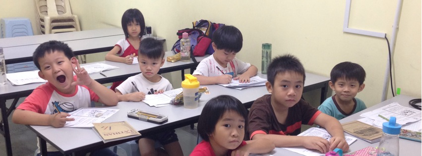 Tuition in Johor K2 K2 Tuition in Johor 2014 年,一年级补习招生